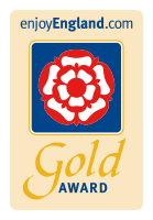 Enjoy England - Gold Award